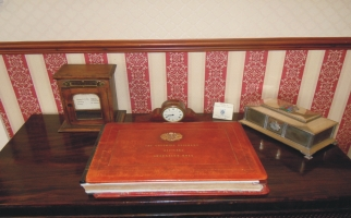 We hold many unique documents including a register of every officer commissioned into the 22nd Cheshire Regiment